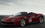 Ferrari special edition model liveries