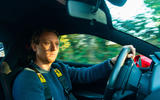 Ferrari 488 Pista 2018 UK first drive review - Ricky lane driving