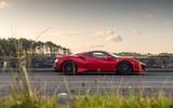 Ferrari 488 Pista 2018 UK first drive review - static side