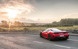 Ferrari 488 Pista 2018 UK first drive review - hero static