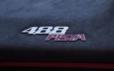 Ferrari 488 Pista 2018 UK first drive review - decals