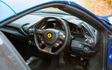 Ferrari at 70: touring Britain in a 488 Spider and a 166