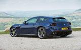 Ferrari GTC4 Lusso rear quarter