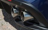 Ferrari GTC4 Lusso exhaust system