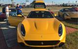 One-off Ferrari SP275 RW Competizione