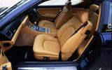 Used car buying guide: Ferrari 456 - front seats