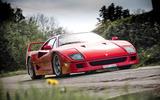 35: 1987 Ferrari F40