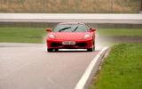 Ferrari F430 front