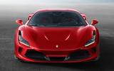 Ferrari F8 Tributo official press - front