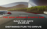 Ferrari June 2021 car reveal teaser
