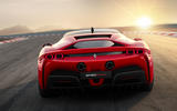 Ferrari SF90 Stradale press shots - rear