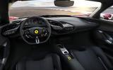 Ferrari SF90 Stradale press shots - interior