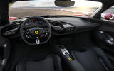 Ferrari SF90 Stradale press shots - interior