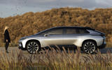 Faraday Future FF 91 revealed with a 2.39sec 0-60mph time