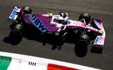 Racing Point F1 car