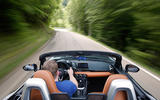 Driving the Fiat 124 Spider