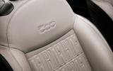 Fiat 500 - seat
