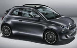 Fiat 500e 2020 leaked images - lead