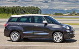 Fiat 500L Wagon facelift