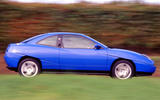 Fiat Coupe spotted in the classifieds - side