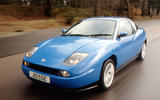 Fiat Coupe spotted in the classifieds - front