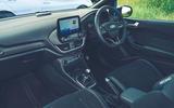 Fiesta ST Vs I20N Twin Test 19