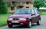 1997 Mk4 Ford Fiesta