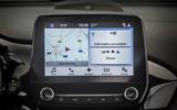 Ford Fiesta Sync 3 system