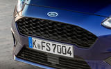 Ford Fiesta front grille