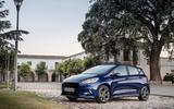 4 star Ford Fiesta