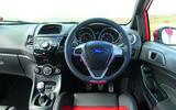 2012 Ford Fiesta ST road test - dashboard