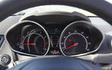 2012 Ford Fiesta ST road test - clocks