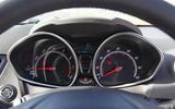 2012 Ford Fiesta ST road test - clocks