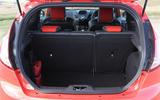 2012 Ford Fiesta ST road test - boot