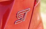 2012 Ford Fiesta ST road test - badge