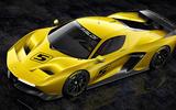 Fittipaldi Motors EF7 Vision Gran Turismo