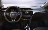 Vauxhall eCorsa interior leaked photo
