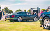 Bentley Flying Spur 2019 at Goodwood 2019
