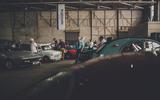 Bicester Heritage hangar