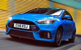Ford Focus RS front quarter
