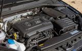 Volkswagen Golf R engine