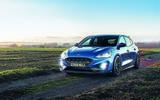 2020 Ford Focus RS render