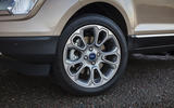 Ford Ecosport 1.0 Ecoboost 125 Zetec alloy wheels