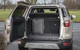 Ford Ecosport 1.0 Ecoboost 125 Zetec boot space
