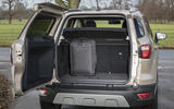 Ford Ecosport 1.0 Ecoboost 125 Zetec boot space