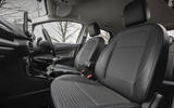 Ford Ecosport 1.0 Ecoboost 125 Zetec interior