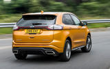 Ford Edge Sport rear