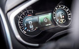 Ford Edge instrument cluster