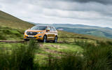 Ford Edge in the Highlands