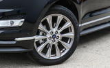 Ford Edge Vignale alloy wheels